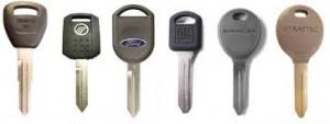 Honda High Security Locks